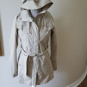 Columbia trench rain jacket
